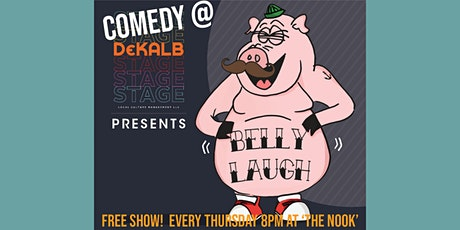Comedy at DeKalb Stage Presents: Belly Laugh tickets