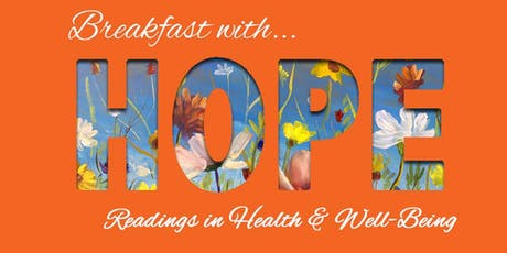Breakfast with Hope: Readings on Well-Being at Books & Books, Coral Gables! tickets