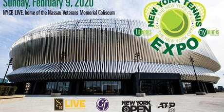 2020 New York Tennis Expo tickets