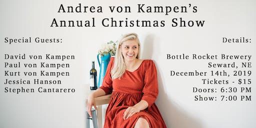Andrea von Kampen's Annual Christmas Show