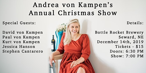 Andrea von Kampen's Annual Christmas Show