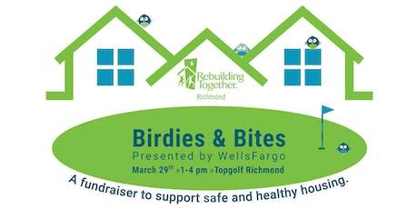Birdies & Bites Fundraiser tickets