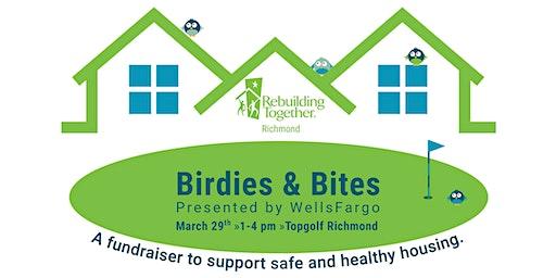 Birdies & Bites Fundraiser