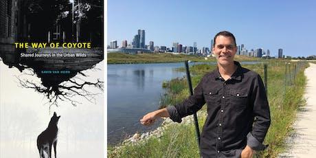 Shared Journeys in the Urban Wilds with Gavin Van Horn tickets