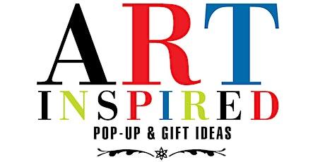 Art Inspired: BOJUart Visiting Pop-Up Exhibition tickets
