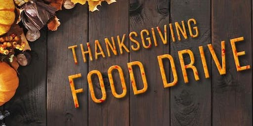 Thanksgiving Food Drive for Community Care
