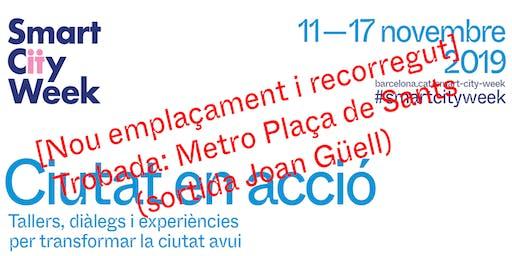 SMART CITY WEEK Ciutat en acció. Visita a La Comunal