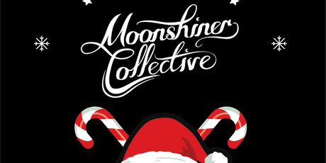 """""""Bad Santas Party"""" with Moonshiner Collective and Silk Ocean tickets"""