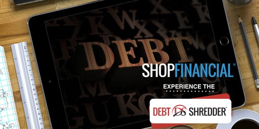 ShopFinancial presents:  Debt Shredder Program