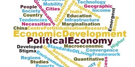 CGR workshop on Political Economy and Economic Development tickets