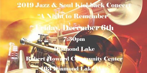2019 Jazz & Soul Kickback Concert