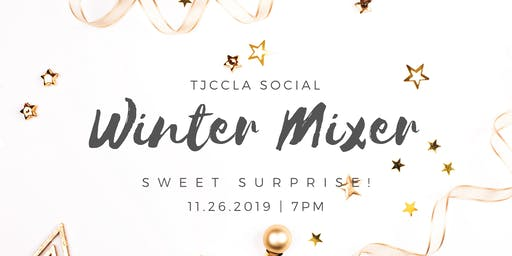 Winter Mixer - Sweet Surprise!