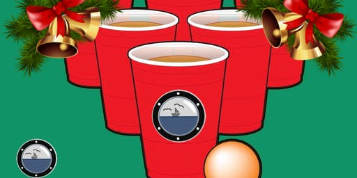 Beer pong & Freibier Winter Edition
