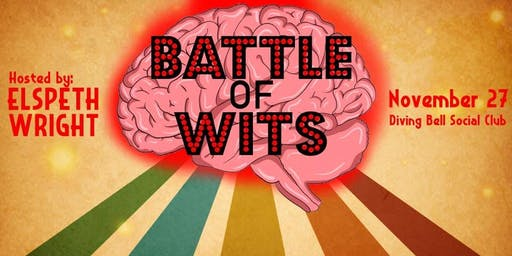 Battle of Wits: A Comedy Quiz Show!