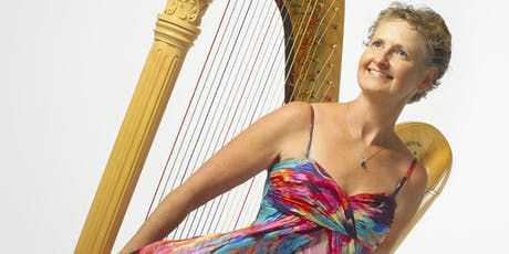 Gianetta Baril - Harping for Harps Fundraising Concert tickets