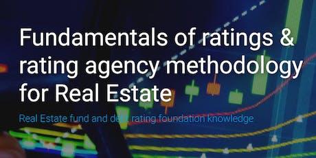 Fundamentals of Ratings & Ratings Methods - London 28 Nov 19 tickets