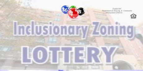 IZ Orientation - Noon tickets