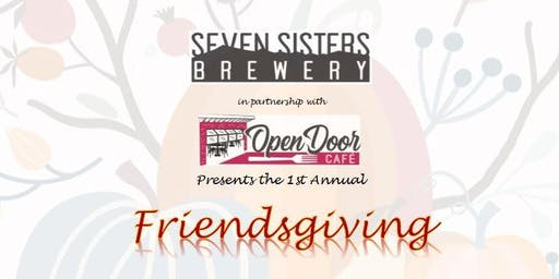 Seven Sisters Brewery Friendsgiving