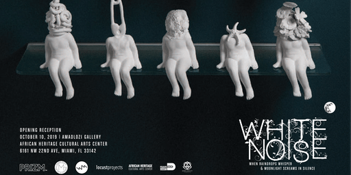 Art Talk for White Noise with Morel Doucet