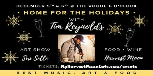 Home for the Holidays with Siri and Timothy Reynolds