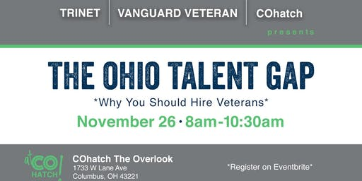The Ohio Talent Gap: Why You Should Hire Veterans