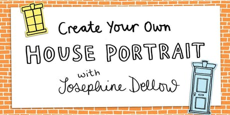 Create Your Own House Portrait Workshop tickets