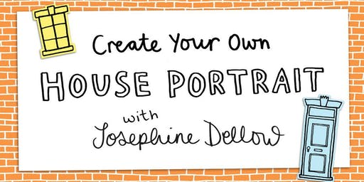 Create Your Own House Portrait Workshop