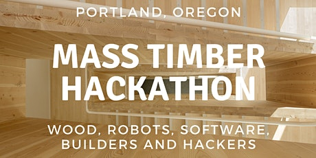 Mass Timber Hackathon tickets