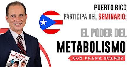Boletos Seminario El Poder del Metabolismo VIP Experience *Puerto Rico* - Courtyard by Marriott Isla Verde Beach Resort tickets