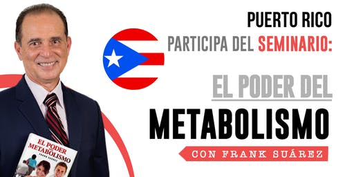 Boletos Seminario El Poder del Metabolismo VIP Experience *Puerto Rico* - Courtyard by Marriott Isla Verde Beach Resort