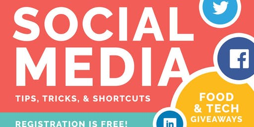 Boca Raton, FL - Lunch & Learn - Social Media Workshop at 12pm, Dec. 3rd