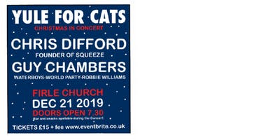 Yule for Cats: Chris Difford and Guy Chambers in a Festive Concert