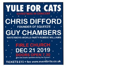 Yule for Cats: Chris Difford and Guy Chambers in a Festive Concert tickets