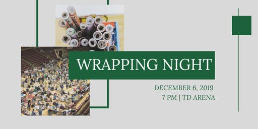 Charleston Hope's Wrapping Night