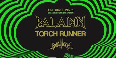 Paladin w/ Torch Runner, Basilica tickets