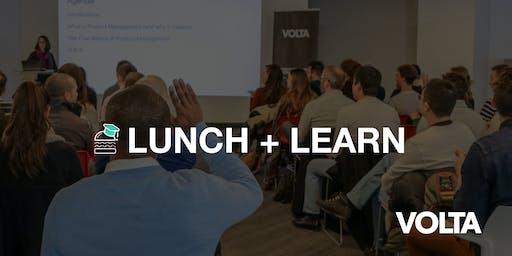 Innovacorp Sprint Lunch + Learn