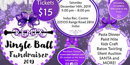 Remix Baton Club's JINGLE BALL Fundraiser