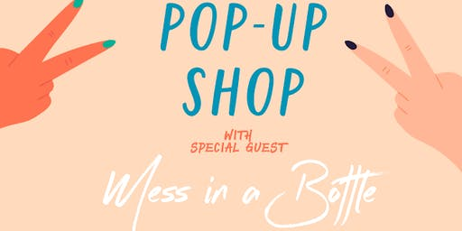 The Pop Up Tour: Baltimore w/ special guest MESS IN A BOTTLE