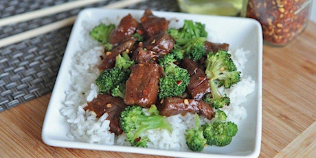 Skip the Takeout! Chinese Favourites at Home with Joyce of Cooking tickets