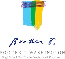 Booker T. Washington High School for the Performing and Visual Arts logo