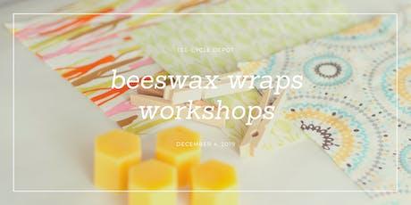 Beeswax Wraps Workshop tickets