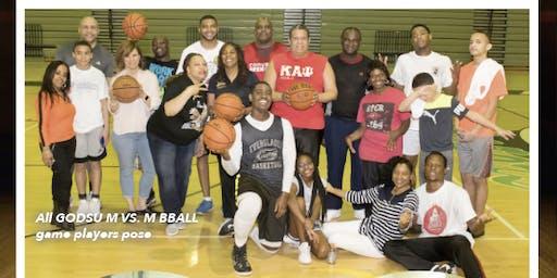 GODSU Mentor Vs. Mentee Basketball Game Age 13 & Up