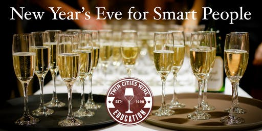 New Year's Eve Wine Dinner for smart people (home by 7pm!)