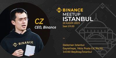 Binance CZ Özel Istanbul Meetup