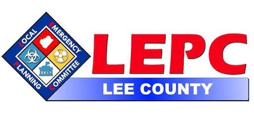 Lee County Local Emergency Planning Committee - December Meeting