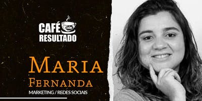 Convite Café Com Resultado - Palestra Marketing Raiz, Digital e Nutella.