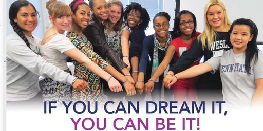 Soroptimist Dallas Dream It, Be It Teen Girl Mentoring Workshop