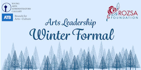 Arts Leadership Winter Formal tickets