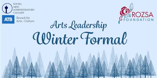 Arts Leadership Winter Formal