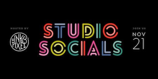 Ink & Pixel Studio Social